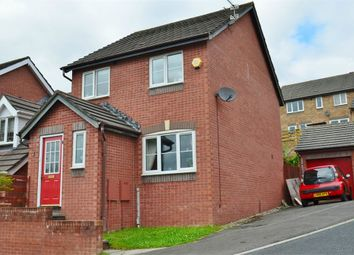 Thumbnail 3 bed detached house for sale in Dol Y Felin, Bedwas, Caerphilly