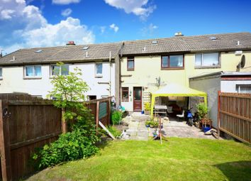 Thumbnail 2 bed terraced house for sale in Christian Crescent, Edinburgh