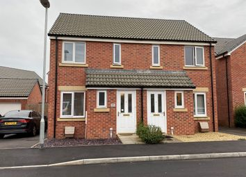 Thumbnail 2 bed semi-detached house for sale in Teachers Way, Melksham