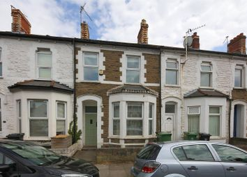 Thumbnail 2 bedroom property for sale in Alexandra Road, Canton, Cardiff