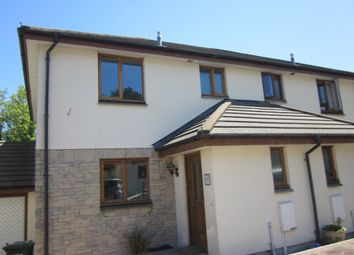 Thumbnail 3 bedroom semi-detached house for sale in Chy Cober, Hayle