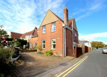 Thumbnail 3 bed end terrace house for sale in Cranleigh Road, Southbourne, Bournemouth