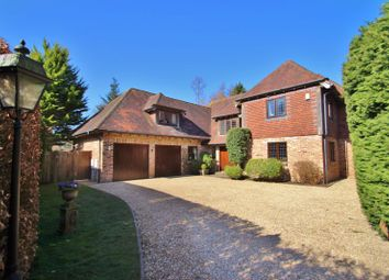 Thumbnail 5 bed detached house for sale in Station Close, Rotherfield, Crowborough