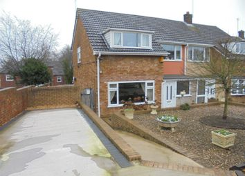 Thumbnail 3 bedroom semi-detached house for sale in West Street, St. Georges, Telford
