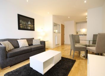 Thumbnail 1 bedroom flat to rent in Beacon Point, 12 Dowells Street, New Capital Quay, Greenwich, London