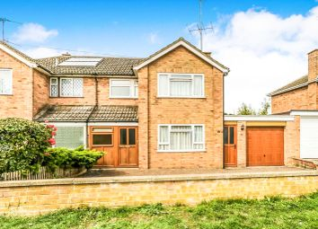 Thumbnail 3 bedroom semi-detached house for sale in Shelley Drive, Higham Ferrers, Rushden