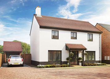 Thumbnail 4 bed detached house for sale in Brooklands Cheltenham Road, Evesham