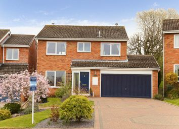 Thumbnail 4 bed detached house for sale in Severn Way, Cressage, Shrewsbury