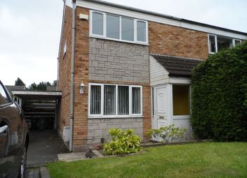 Thumbnail 3 bedroom semi-detached house to rent in Ascot Close, Oldbury