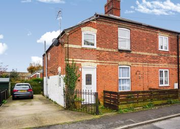 Thumbnail 4 bed semi-detached house for sale in Buller Road, Leiston