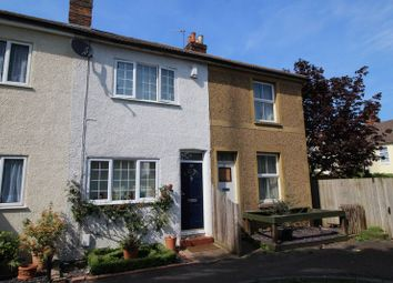 Thumbnail 2 bed terraced house for sale in Albert Road, Merstham, Redhill