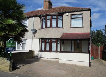 Thumbnail 3 bedroom semi-detached house to rent in Exeter Road, Welling