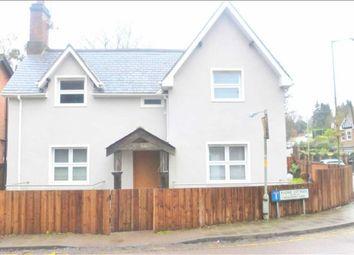 Thumbnail 5 bedroom detached house for sale in Shenley Hill, Radlett