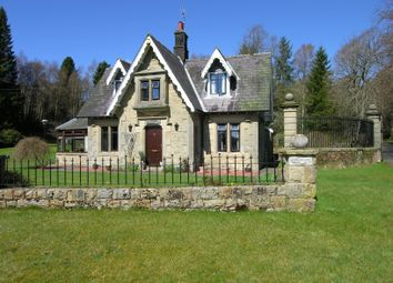 Thumbnail 4 bed detached house for sale in Otterburn, Newcastle Upon Tyne