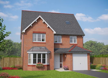 Thumbnail 5 bed detached house for sale in The Kinmel, Plot 49, Dyserth Road, Rhyl