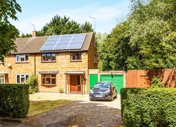 Thumbnail 3 bedroom end terrace house for sale in Five Acres, London Colney, St. Albans
