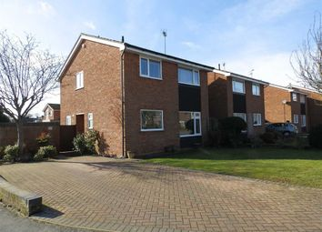 Thumbnail 4 bedroom detached house for sale in Claverton Way, Ipswich, Suffolk