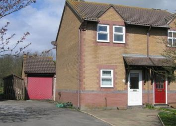 Thumbnail 2 bed semi-detached house to rent in Ogmore Drive, Nottage, Porthcawl