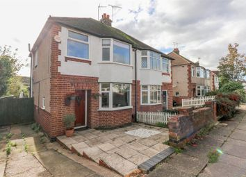 Thumbnail 3 bed semi-detached house for sale in Crecy Road, Coventry