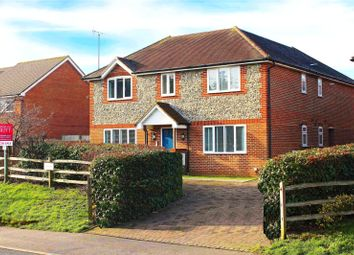 Thumbnail 2 bedroom flat for sale in Roundstone Lane, Angmering, West Sussex