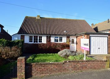 Thumbnail 2 bed bungalow for sale in Downsview Avenue, Woodingdean, Brighton, East Sussex