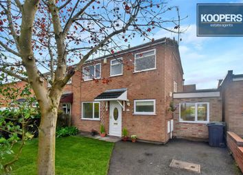 3 bed semi-detached house for sale in Normanton Avenue, Alfreton DE55