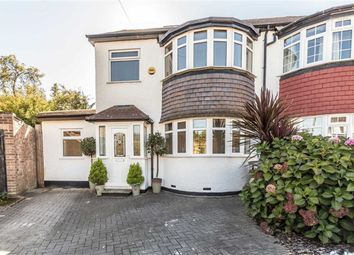 Thumbnail 4 bed semi-detached house for sale in Redfern Avenue, Hounslow