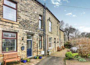 Thumbnail 2 bed terraced house for sale in Hobart Buildings, Hawksclough, Hebden Bridge