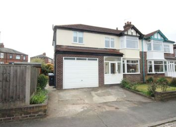 Thumbnail 4 bed semi-detached house for sale in Davenham Road, Sale