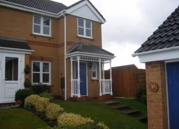 Thumbnail 3 bed semi-detached house to rent in Farthing Lane, Redditch