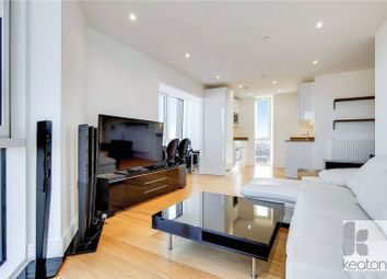 Thumbnail 2 bed flat to rent in Sky View Tower, 12 High Street, London