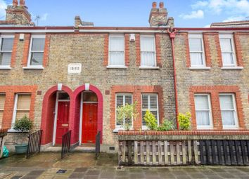 Thumbnail 2 bed terraced house for sale in Perch Street, London