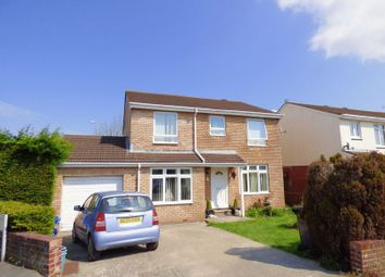 Thumbnail 4 bed detached house for sale in Becket Drive, Worle, Weston-Super-Mare