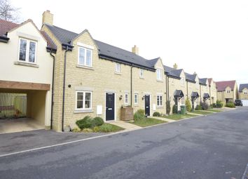 Thumbnail 3 bed terraced house for sale in Woodlands Close, Eastcombe, Stroud