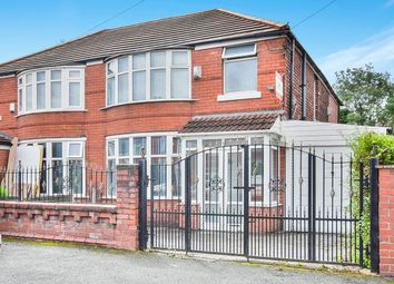 Thumbnail 4 bed semi-detached house to rent in Brentbridge Road, Fallowfield, Manchester