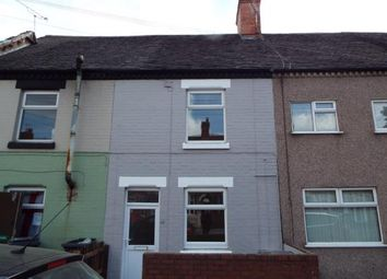 Thumbnail 2 bed terraced house for sale in Church Road, Nuneaton, Warwickshire