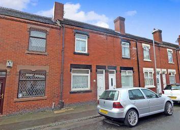 Thumbnail 2 bed terraced house for sale in Carron Street, Fenton, Stoke-On-Trent