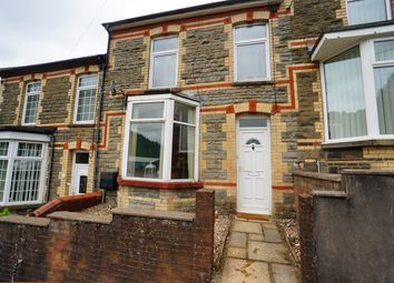 Thumbnail 2 bed terraced house for sale in Beechwood Avenue, Cross Keys, Newport