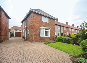 Thumbnail 3 bed end terrace house for sale in Stokesley Crescent, Billingham