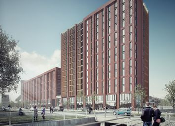 Thumbnail 2 bed flat for sale in Central Docks, Liverpool