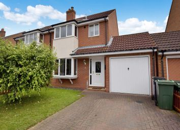Thumbnail 3 bed semi-detached house for sale in Pantile Close, Witham