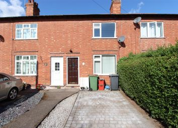 Thumbnail 2 bed terraced house to rent in Borrowell, Kegworth, Derby