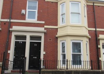 Thumbnail 3 bed flat to rent in Ellesmere Road, Benwell