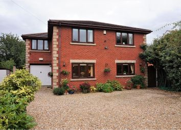 Thumbnail 5 bed detached house for sale in Mold Road, Ewloe Green