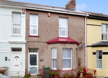 Thumbnail 3 bedroom terraced house for sale in Desborough Road, Plymouth