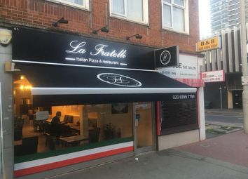 Thumbnail Restaurant/cafe for sale in Tolworth Broadway, London