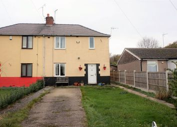 Thumbnail 2 bed semi-detached house for sale in Creswell Road, Clowne, Chesterfield