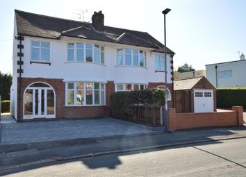 4 bed semi-detached house for sale in Vicarwood Avenue, Darley Abbey, Derby DE22