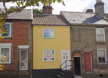 Thumbnail 2 bed terraced house for sale in Eastgate Street, Bury St. Edmunds