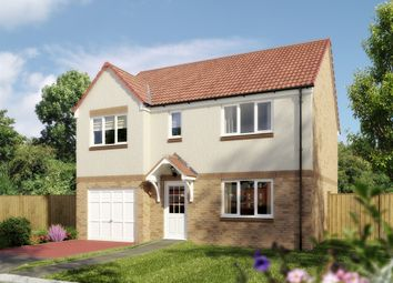 "Thumbnail 5 bedroom detached house for sale in ""The Thornwood"" at Invergowrie, Dundee"